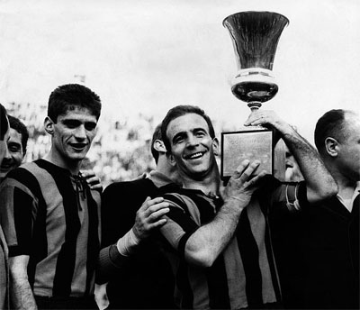 Two Atalanta players