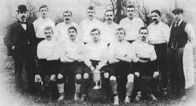 Nottingham Fores team 1898