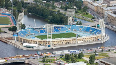 The Petrovsky Stadium