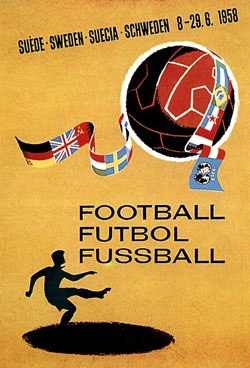 Offical Official World Cup 1958