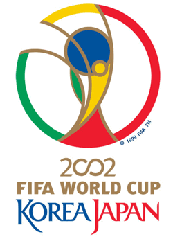 Official poster World Cup 2002